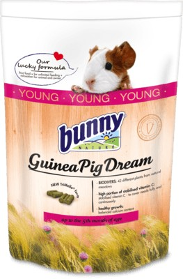 Bunny Nature GuineaPigDream YOUNG 1,5kg